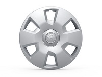 Размер штампованных дисков на шкода октавия 6 фотография